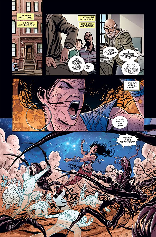 Vengeance #5 (of 6)