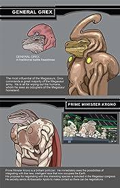 Dinowars #1: Extinction Files
