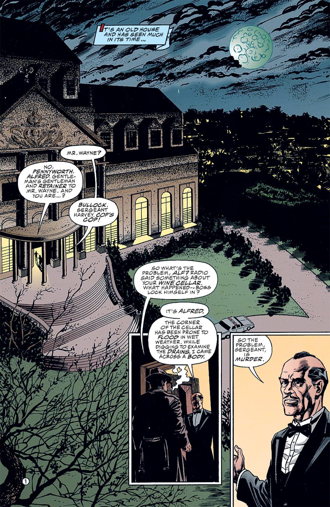 Batman: Shadow of the Bat #45