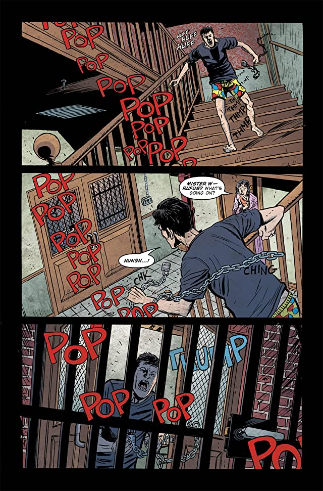 click for super-sized previews of 30 Days of Night: 30 Days 'till Death #4