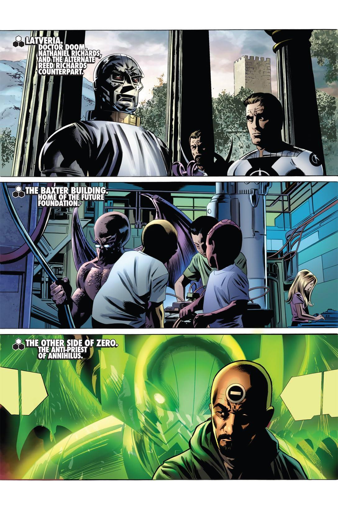 Fantastic Four (1998-2012) #600