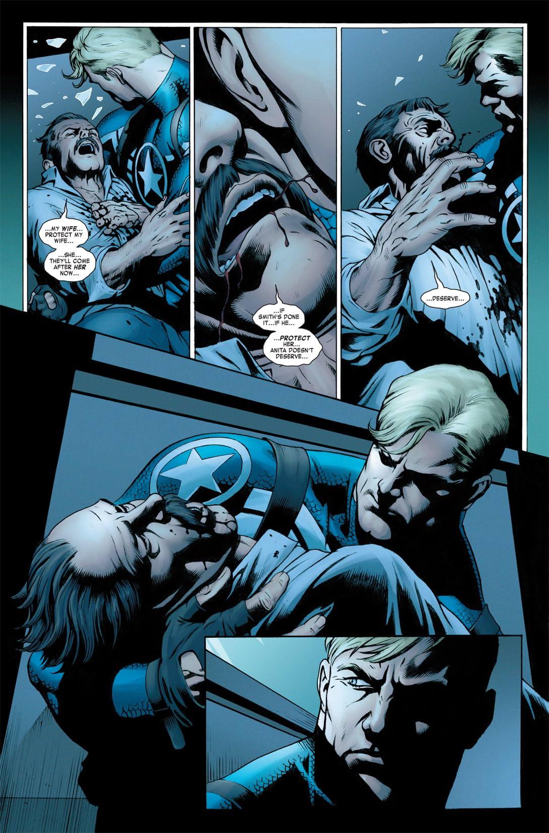 Steve Rogers: Super-Soldier #2 (of 4)