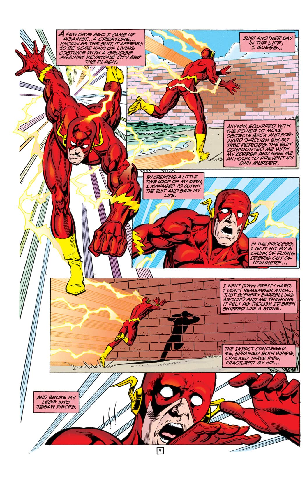 The Flash (1987-2009) #131