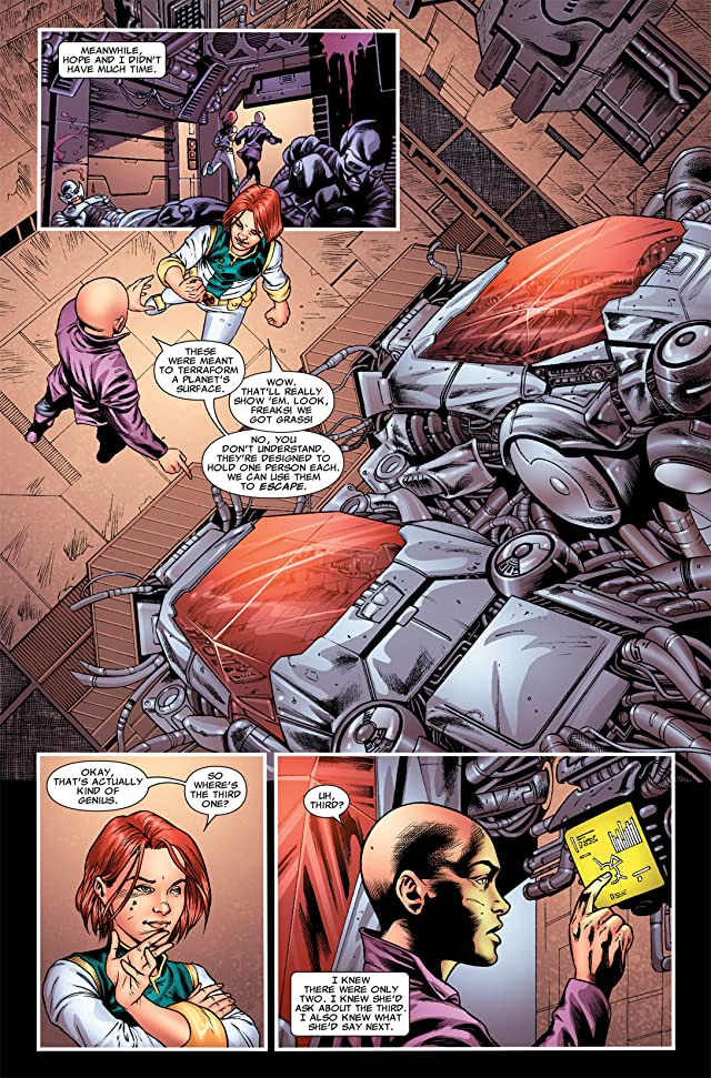 click for super-sized previews of Cable (2008-2010) #20