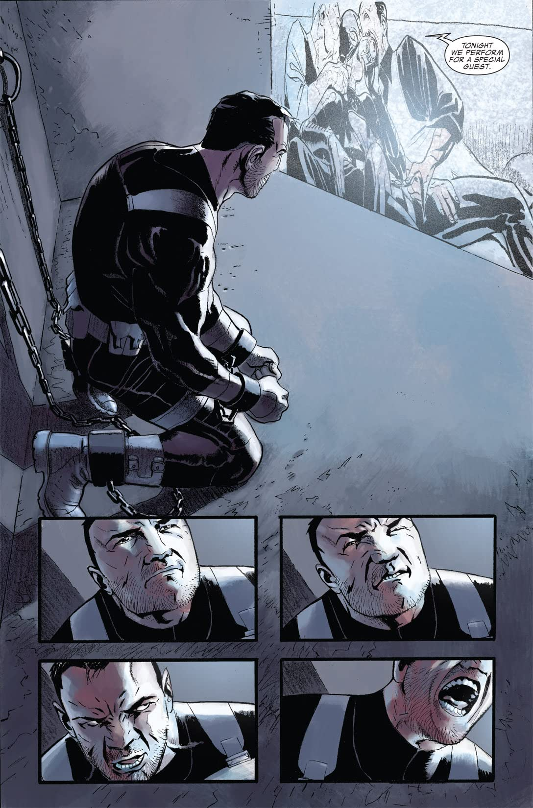 Punisher: In the Blood #4 (of 5)