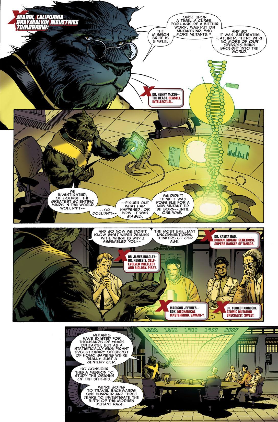 Uncanny X-Men (1963-2011) #512