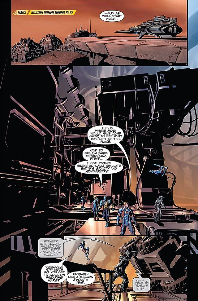 click for super-sized previews of Secret Avengers (2010-2012) #2