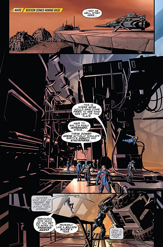click for super-sized previews of Secret Avengers (2010-2012) #2