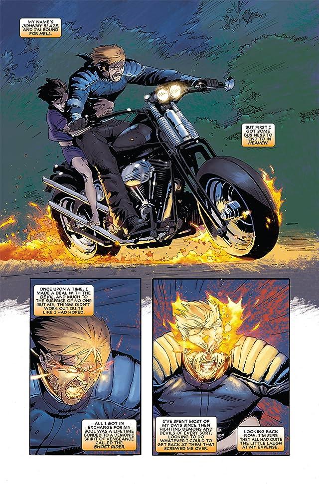 Ghost Rider (2006-2009) #23