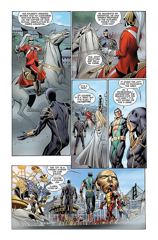 click for super-sized previews of Uncanny X-Men (2011-2012) #2