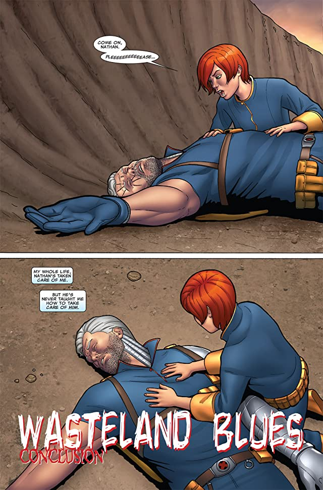 Cable (2008-2010) #12