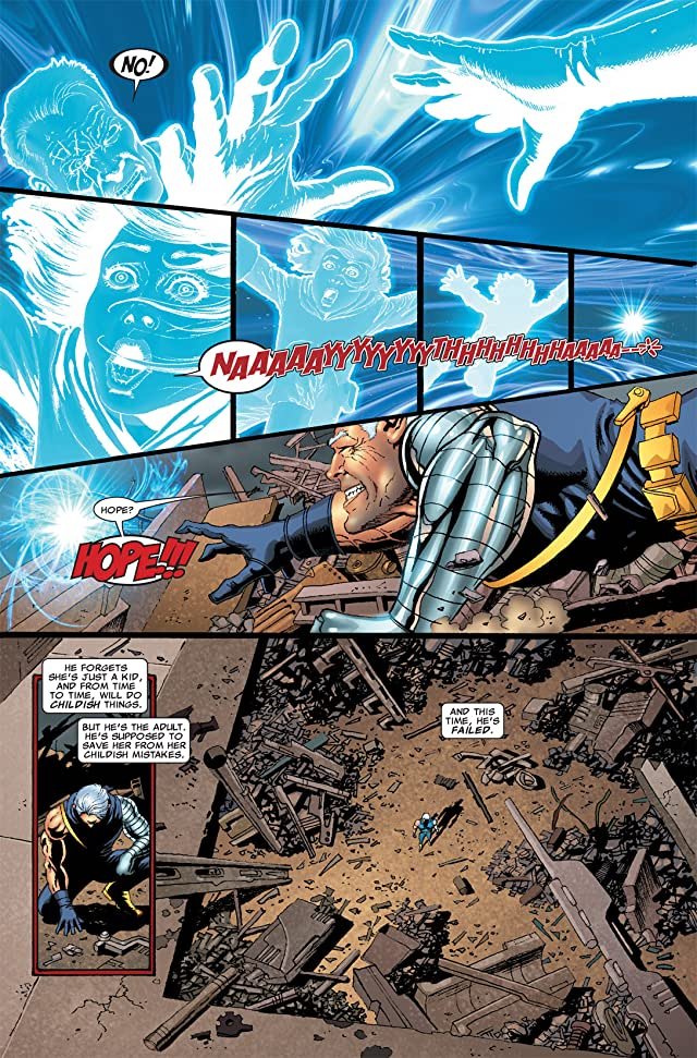 Cable (2008-2010) #16