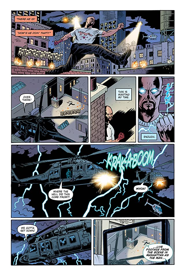 click for super-sized previews of Pantheon #5