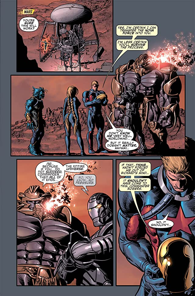 click for super-sized previews of Secret Avengers (2010-2012) #4