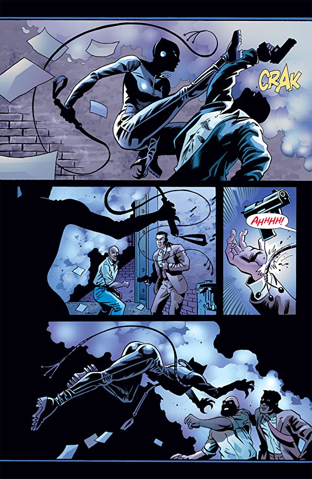 Catwoman (2002-2008) #33