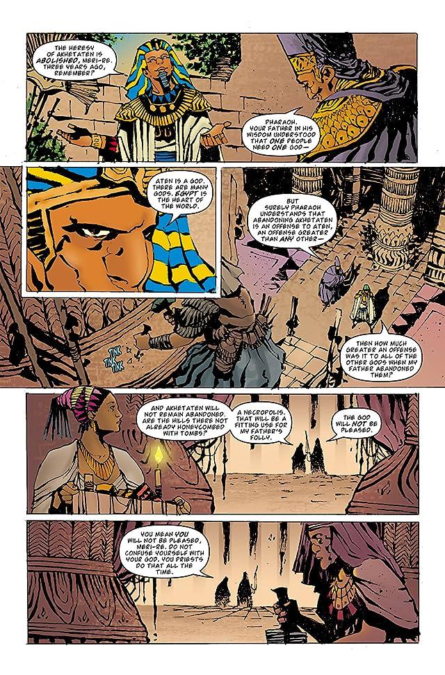 The Murder of King Tut #4