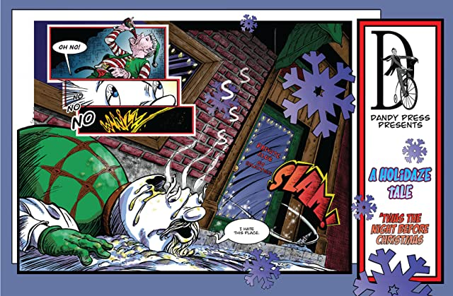 click for super-sized previews of Holidaze #1
