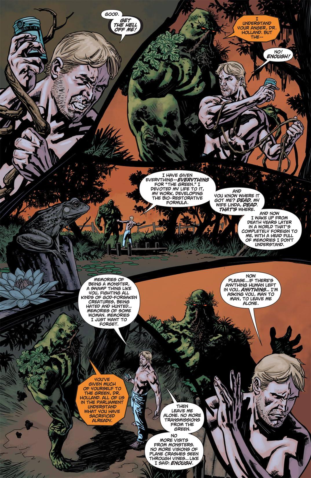 Swamp Thing (2011-2015) #2