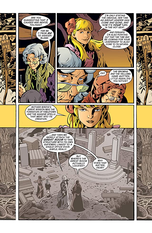 Fables #87