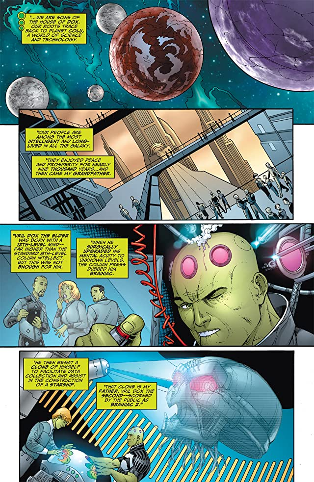 click for super-sized previews of REBELS (2009-2011) #18