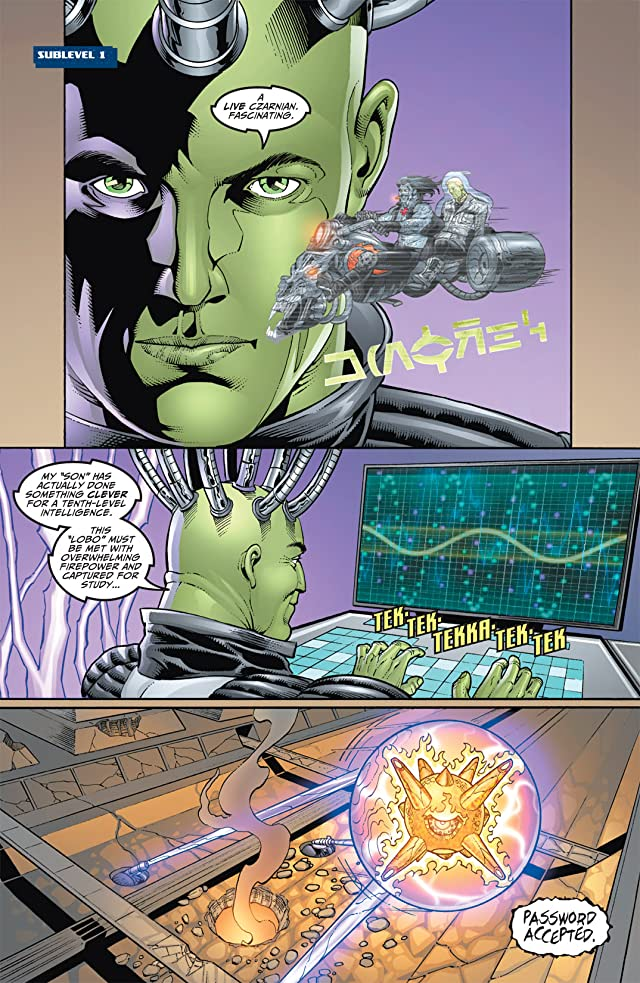 click for super-sized previews of REBELS (2009-2011) #20