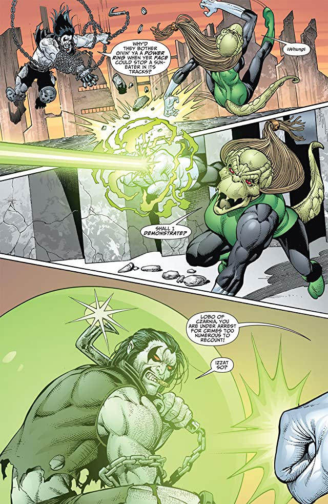 click for super-sized previews of REBELS (2009-2011) #21