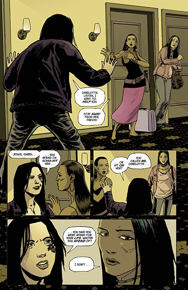 click for super-sized previews of Stumptown #3