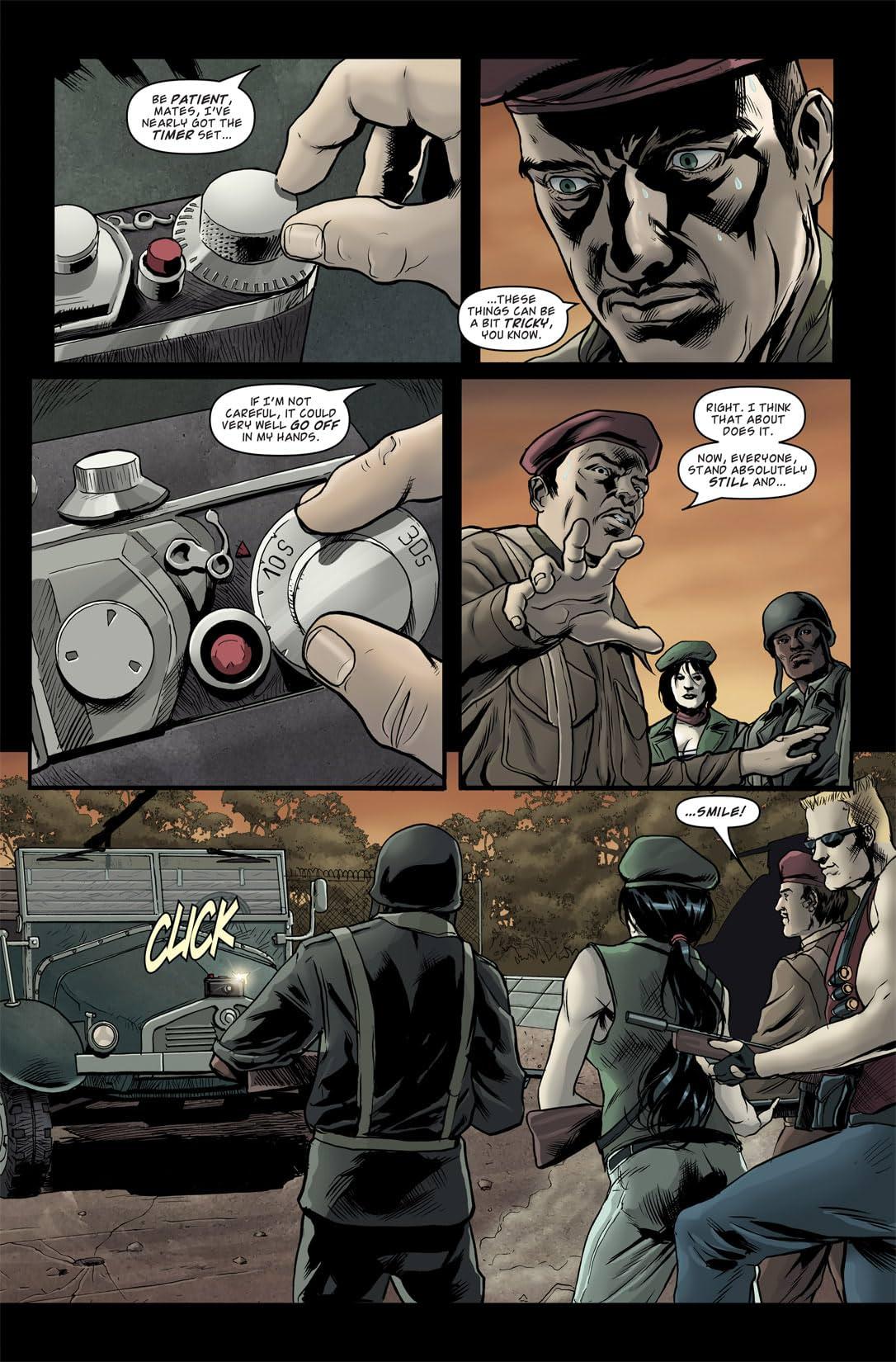 Duke Nukem: Glorious Bastard #3