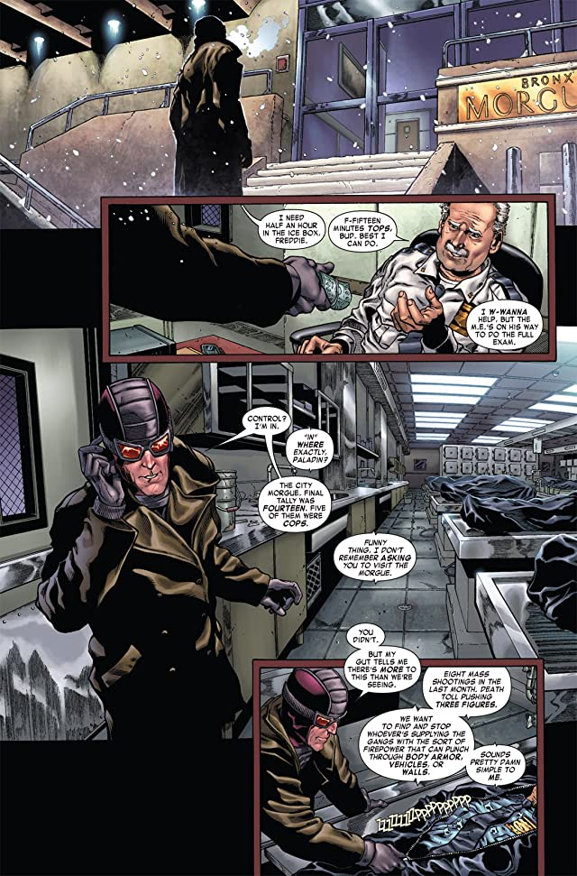 Heroes For Hire (2010-2011) #2