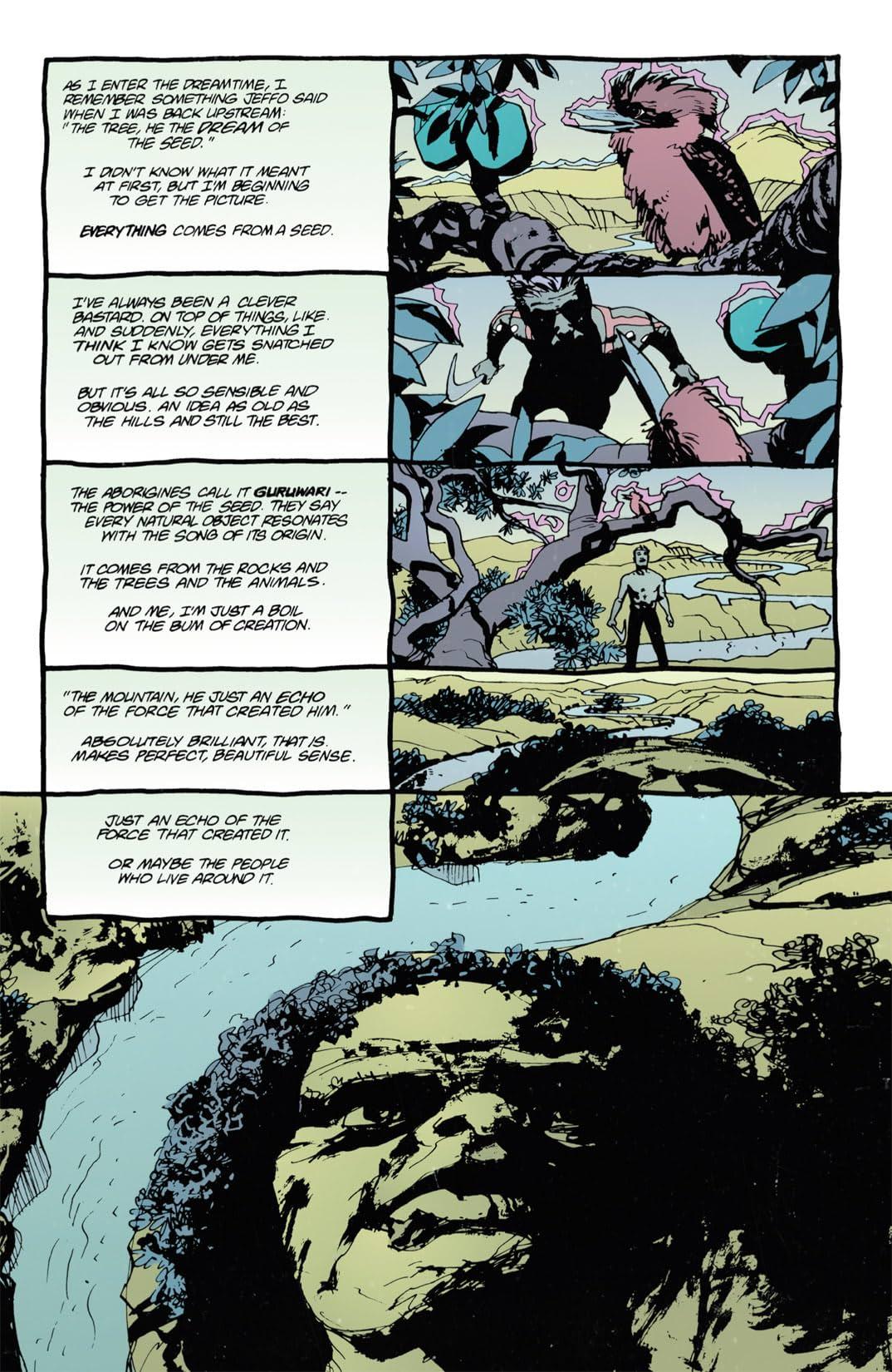 Hellblazer #89