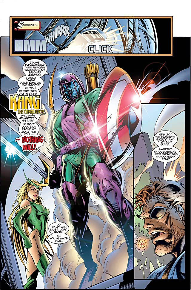 click for super-sized previews of Avengers (1996-1997) #3
