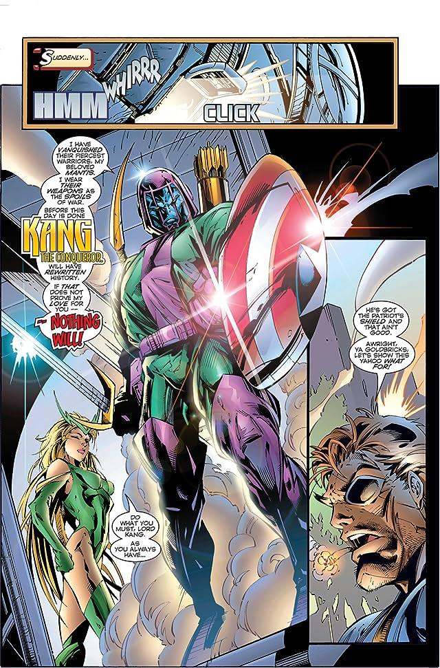 Avengers (1996-1997) #3