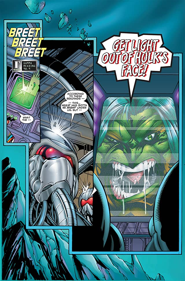 click for super-sized previews of Avengers (1996-1997) #4