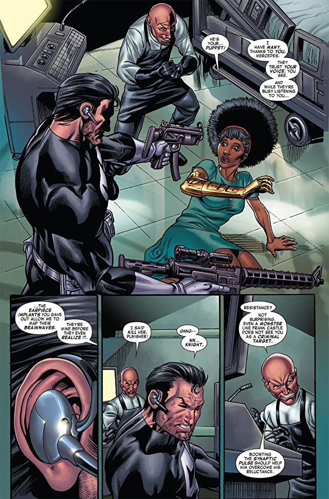 click for super-sized previews of Heroes For Hire (2010-2011) #5