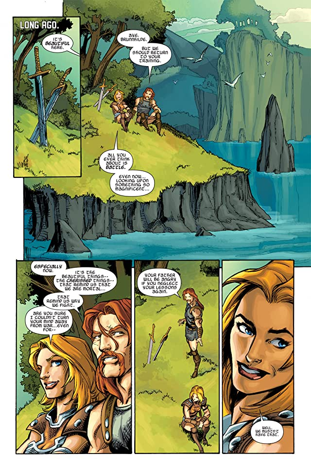 click for super-sized previews of Fear Itself: The Fearless #4