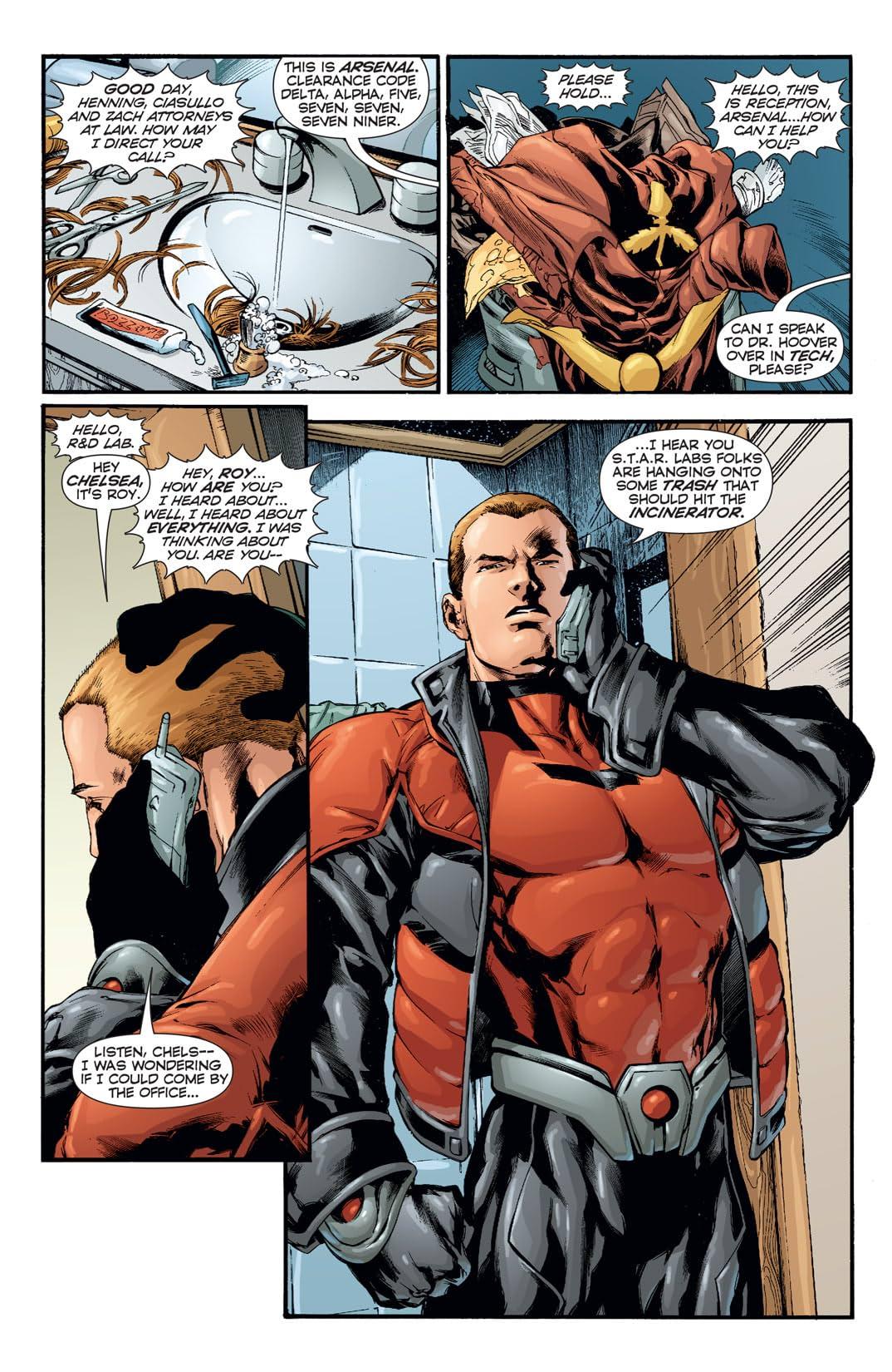 Teen Titans/Outsiders: Secret Files & Origins (2003) #1