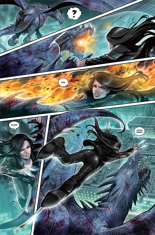 X-23 (2010-2012) #18