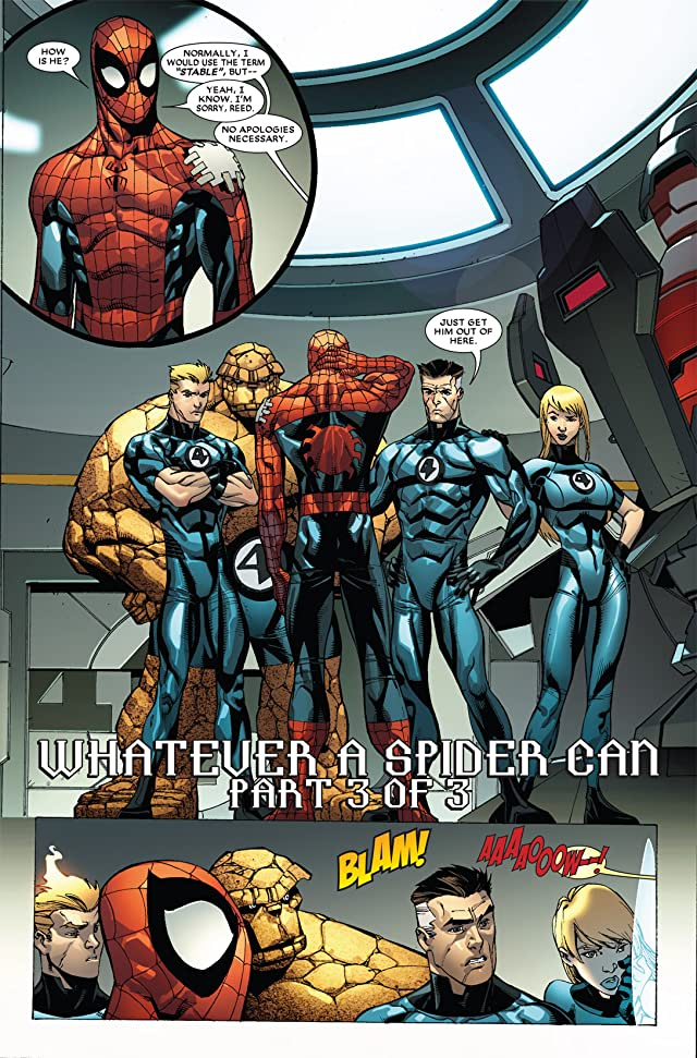 click for super-sized previews of Deadpool (2008-2012) #21