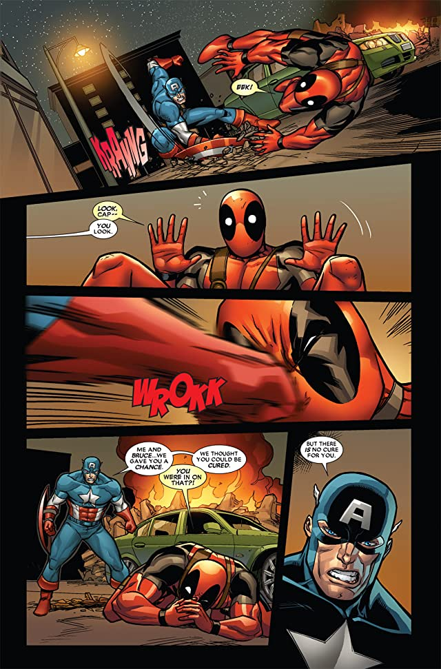 click for super-sized previews of Deadpool (2008-2012) #47