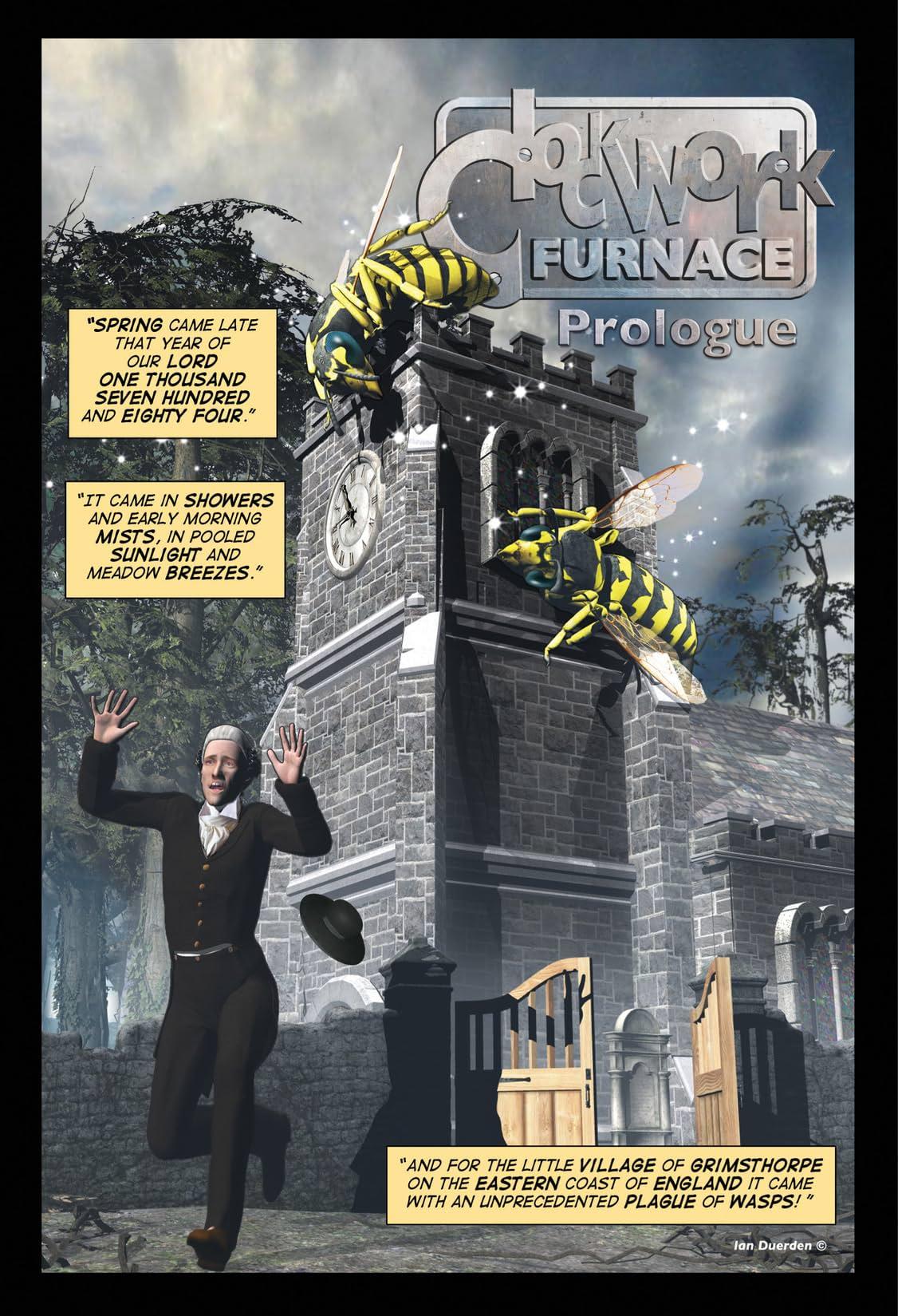 Clockwork Furnace Vol. 1: The Devil's Chimes