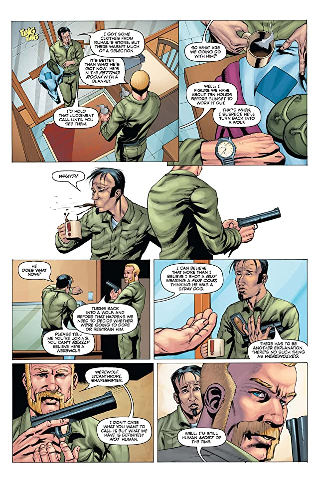 click for super-sized previews of The Pound #2