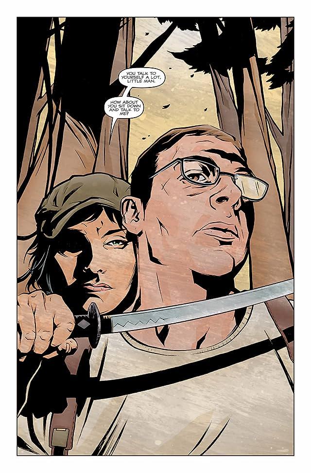 click for super-sized previews of G.I. Joe: Cobra #3: Cobra II - Fangs