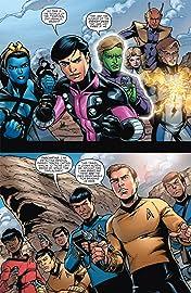 Star Trek/Legion of Super-Heroes #3 (of 6)
