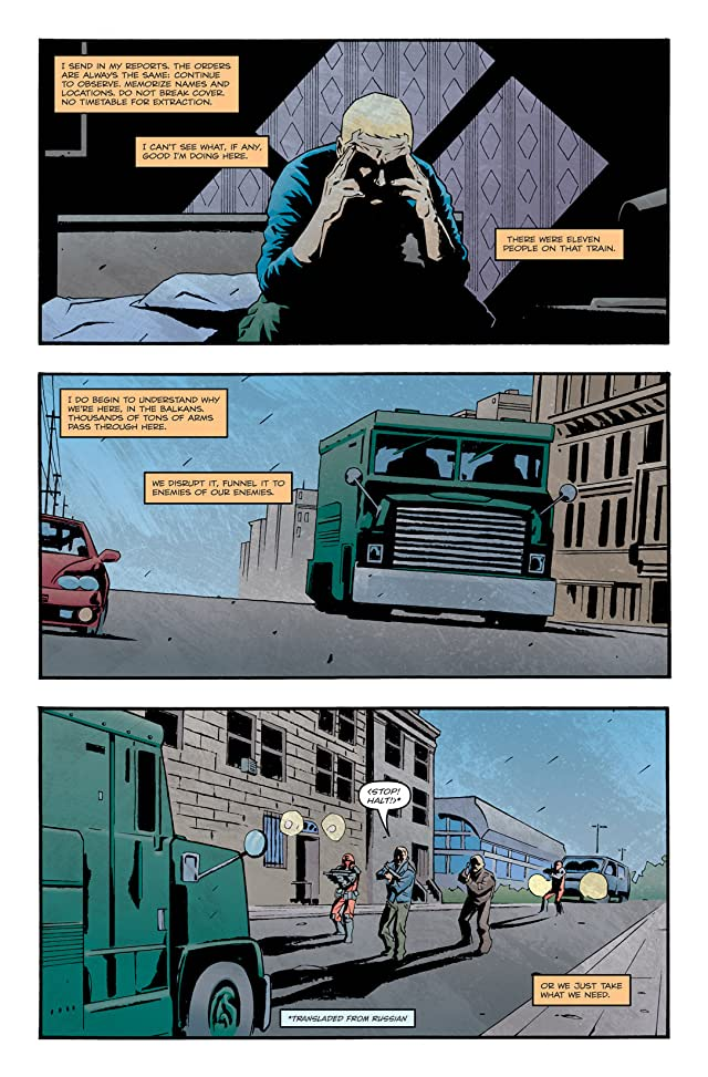 G.I. Joe: Cobra #3
