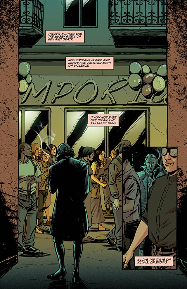 click for super-sized previews of True Blood: French Quarter #4