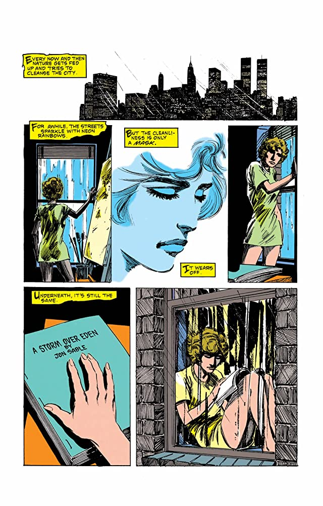 Jon Sable: Freelance #5