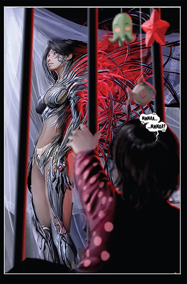 click for super-sized previews of Witchblade #125