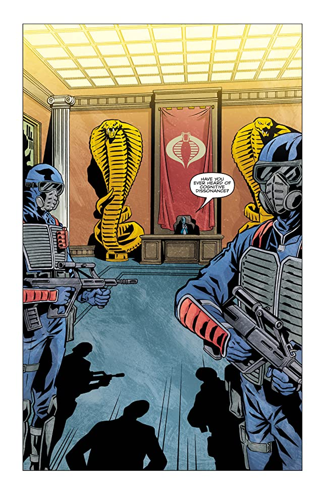 click for super-sized previews of G.I. Joe: Cobra #10