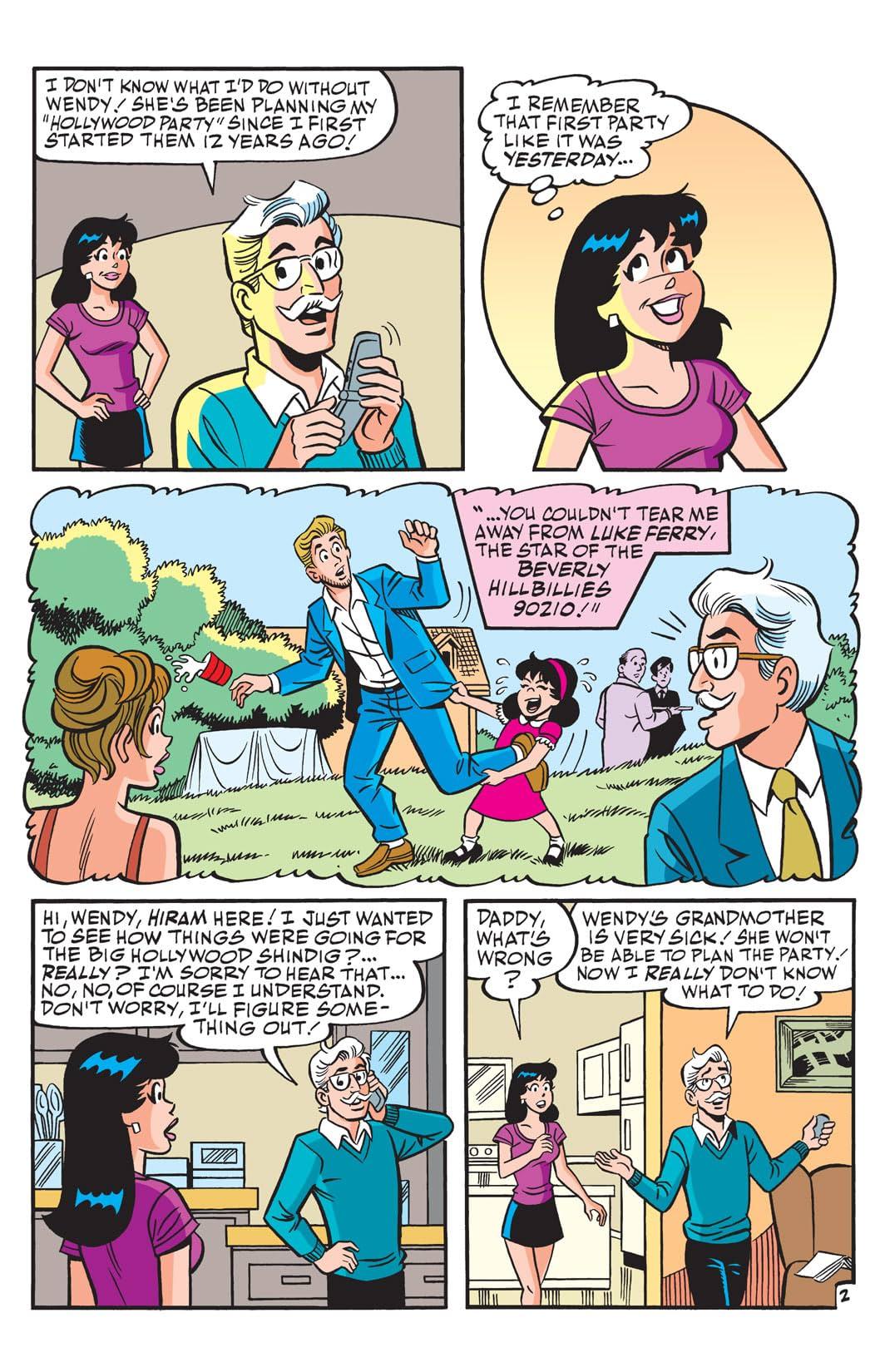 Archie & Friends #130