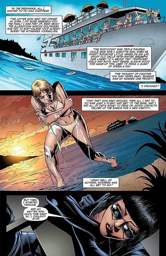 click for super-sized previews of Garth Ennis' Jennifer Blood #6